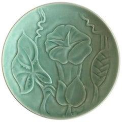 Bing & Grondahl Art Nouveau Unique Dish by Cathinka Olsen #890