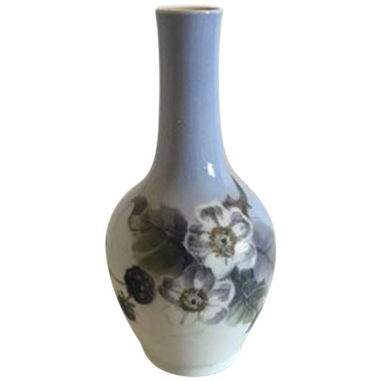Royal Copenhagen Blackberry Vase 2881049 For Sale At 1stdibs