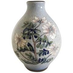 Bing & Grondahl Unique Vase by Effie Hegermann-Lindencrone #2191/32 from 1932