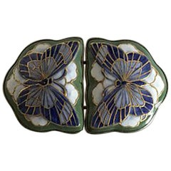 Royal Copenhagen Anton Michelsen Belt Buckle #336 by Christian Thomsen from 1906