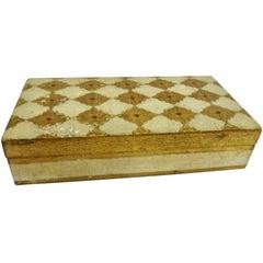Midcentury Italian Florentine Box