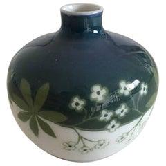 Royal Copenhagen Art Nouveau Vase #301/394