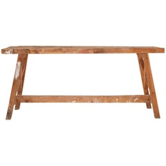 French Carpenter Console