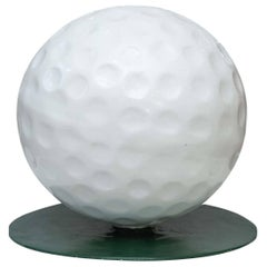 Giant Decorative Golf Ball