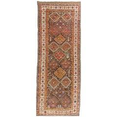 Vintage Persian Qashgai Rug