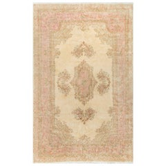 Vintage Oversize Persian Kirman Rug 11'5 x 18'5