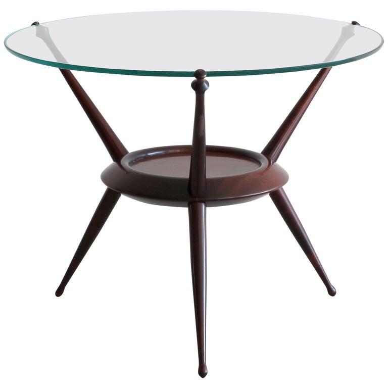 Italian Tripod Table For Sale
