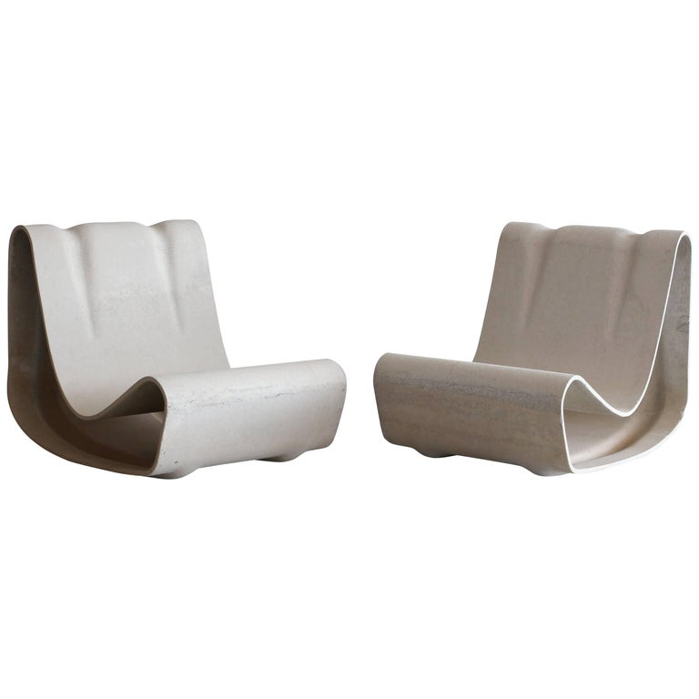 Willy Guhl Loop Chairs For Sale