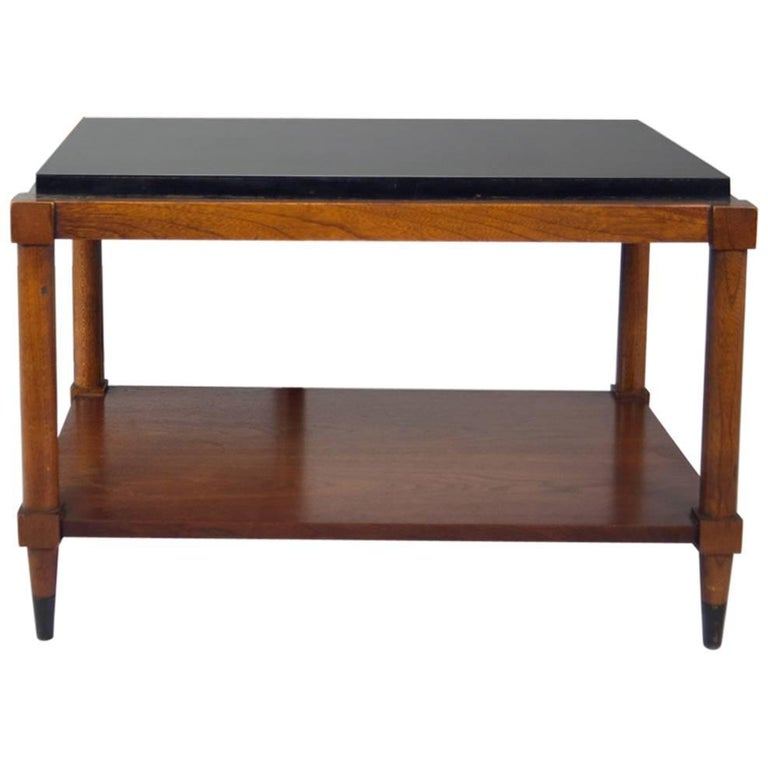 1950s Lane, Tiered Side Table