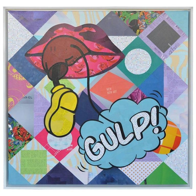 Big Gulp by Anabel Ruiz