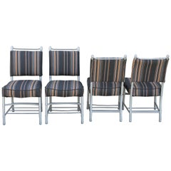 Four Warren McArthur Chairs