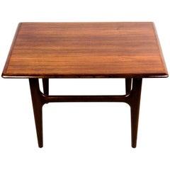 Danish Coffee Table Teakwood by Trioh Møbler
