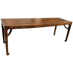 Chinese Calligraphy Table/Sofa Table
