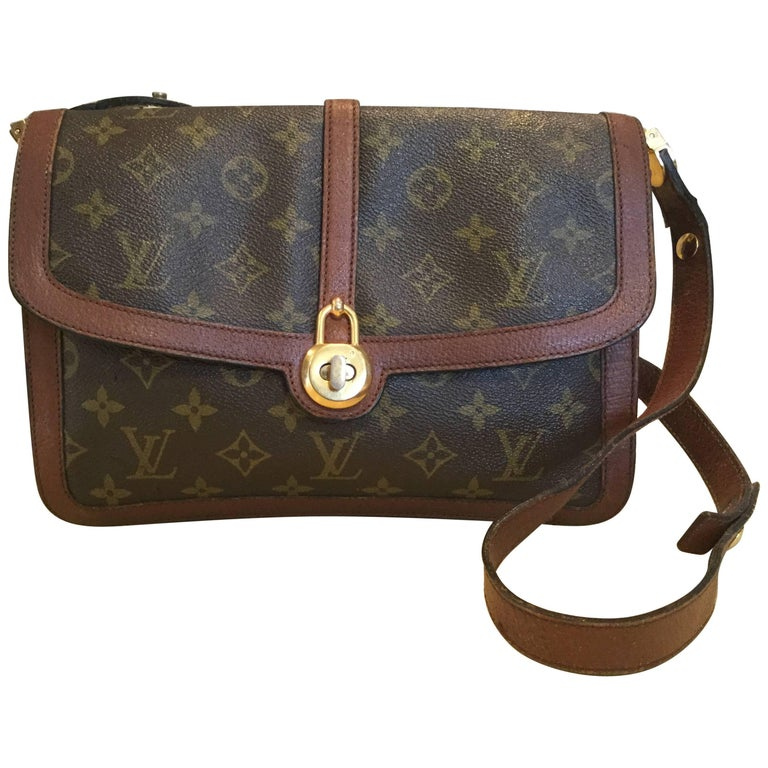 Classic Vintage Louis Vuitton Vendome Handbag Purse