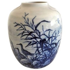 Bing & Grondahl Unique Vase by Amalie J. Schou