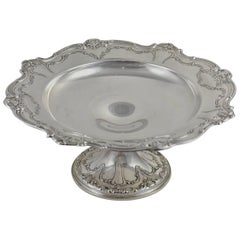 Chantilly by Gorham Sterling Silver Compote