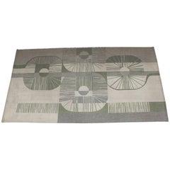 Extraordinary Midcentury Design Carpet