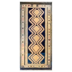 Wonderful Early 20th Century Ersin wide Kilim Runner