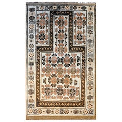 Early 20th Century Baluch Prayer Rug