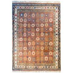 Incredible Early 20th Century Karabak Rug