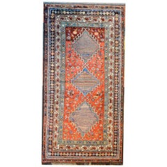 Extraordinary Early 20th Century Seraband Rug