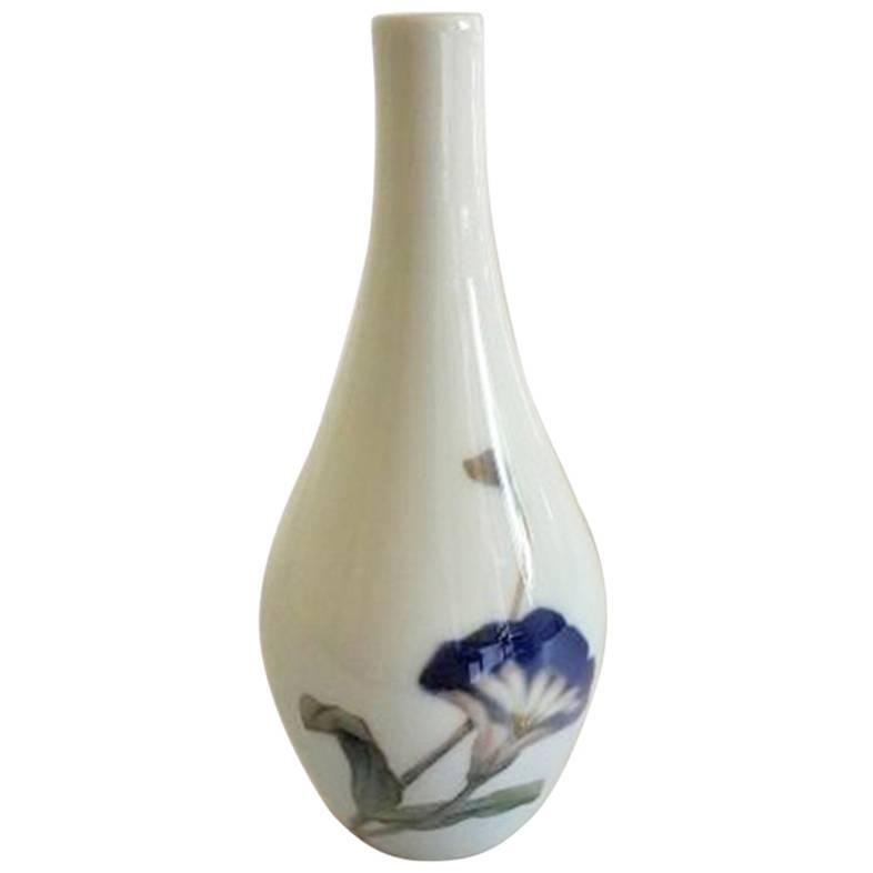 Bing & Grondahl Art Nouveau Vase #6612/8