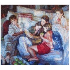 Family Portrait by Sergei Danilin