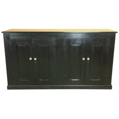20th Century Pin Painted Sideboard