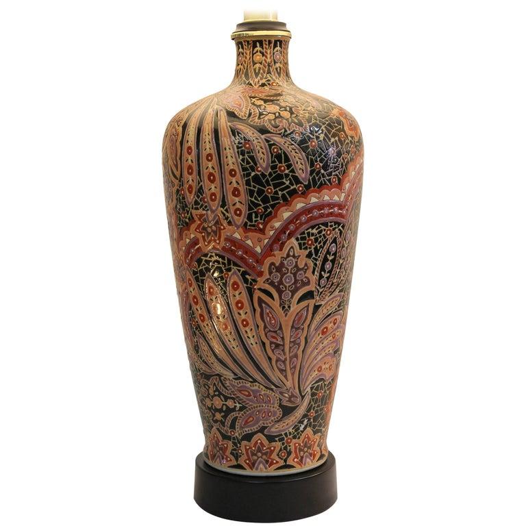 Maitland Smith Ceramic Table Lamp