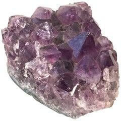 20th Century Brazilian Crystal Amethyst Geode Specimen