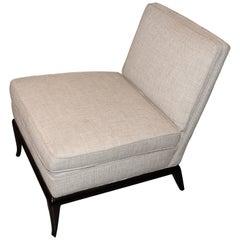 T.H. Robsjohn Gibbings Lounge Slipper Chair