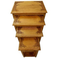 Nesting End Tables by George Zee