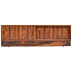 Poul Hundevad Small Rosewood Sideboard