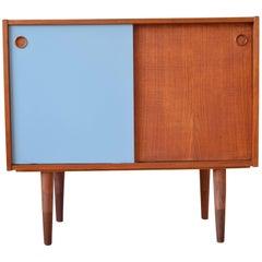 Danish Midcentury Teak Sideboard, 1960s