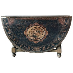 18th Century Swedish Baroque Table