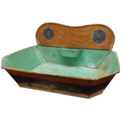 19th Century Tole Sink