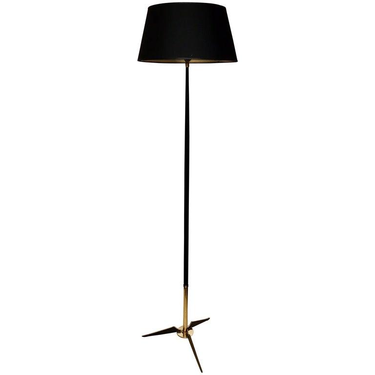 Midcentury Tripod Floor Lamp