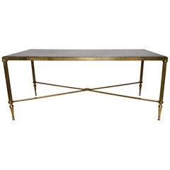 French Coffee Table Maison Jansen Style