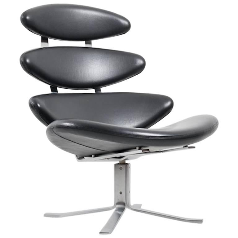 Corona Chair by Poul M. Volther
