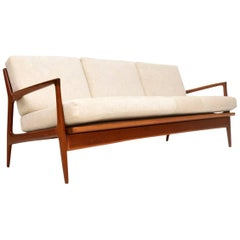 1960s Vintage Danish Teak Sofa by Kofod Larsen