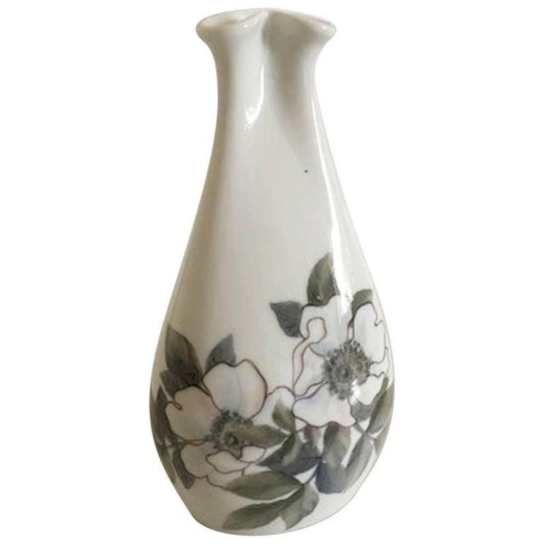 Bing And Grondahl Art Nouveau Vessel Vase No 317158 For Sale At 1stdibs