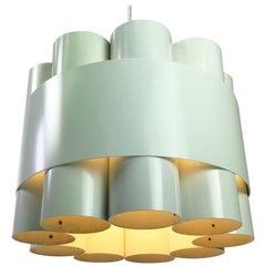 Rare Danish 1970s Design Light by Jo Hammerborg for Fog and Mørup