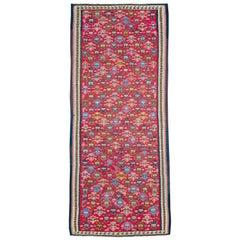 Vintage Persian Kilim Flat-Weave