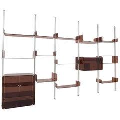 Modular Shelving System by Michel Ducaroy for Roche Bobois