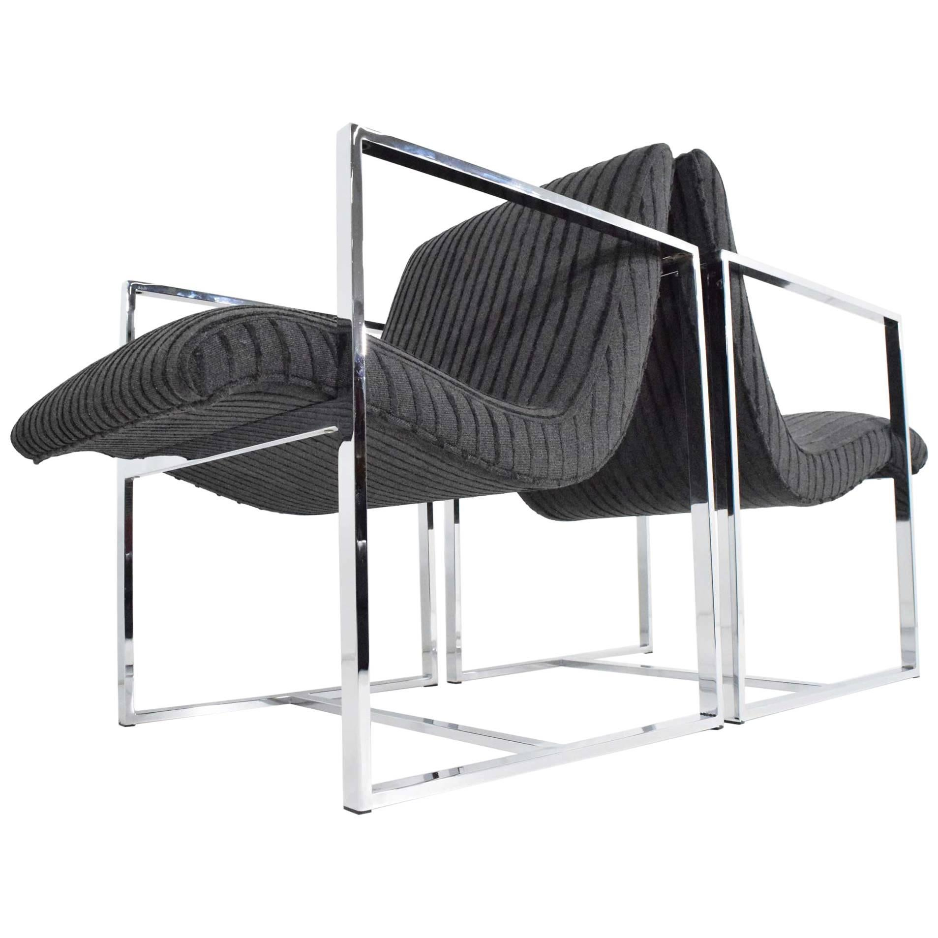 Scoop Lounge Chairs