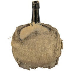 Demijohn Bottle Late 19th Century from Veracruz, Mexico