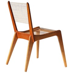Jacques Guillon String Chair