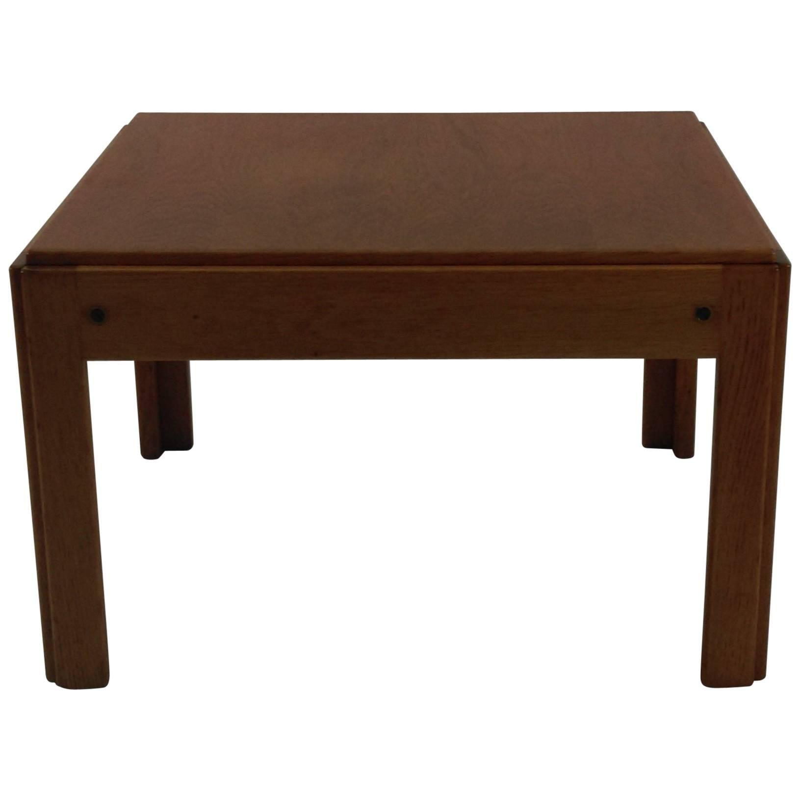 1960s Illum Wikkelso Danish Plexus Side Table by CFC Silkeborg