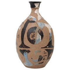 William Wyman Studio Pottery Vase