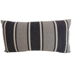 Antique French Stripes Bolster Decorative Pillow